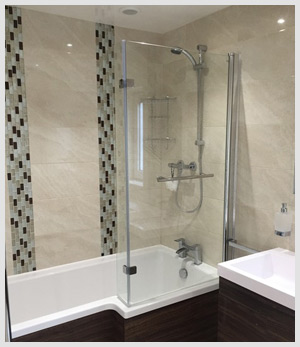 Just Bathrooms - luxury bathrooms suites, power shower units